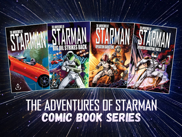 Adventures of Starman!